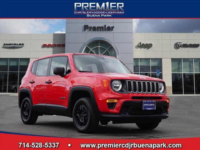 Used 2019 Jeep Renegade in , LA