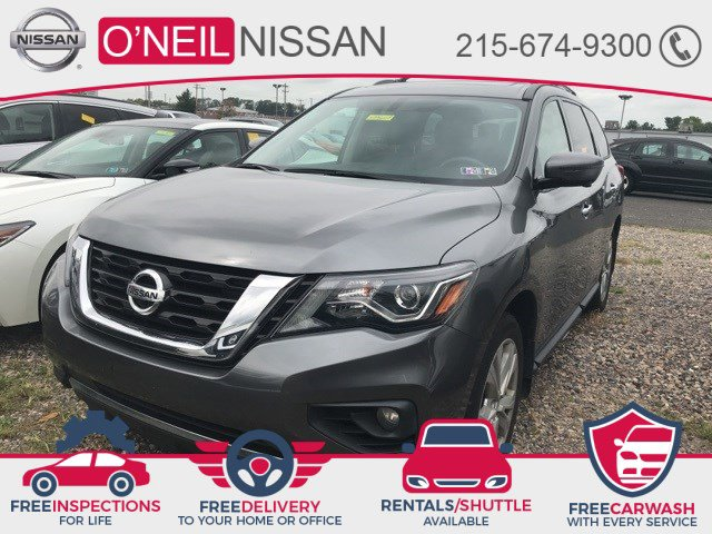 2018 Nissan Pathfinder SL 4x4 SL Regular Unleaded V-6 3.5 L/213 [4]