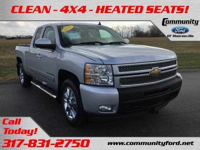 Used 2013 Chevrolet Silverado 1500 in Bloomington, IN