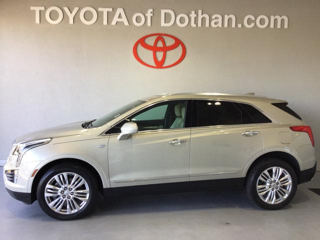 Used 2017 Cadillac XT5 in Dothan & Enterprise, AL