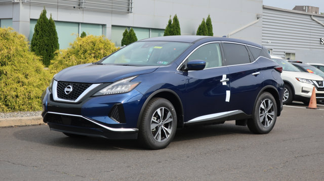 2020 Nissan Murano S AWD S Regular Unleaded V-6 3.5 L/213 [9]