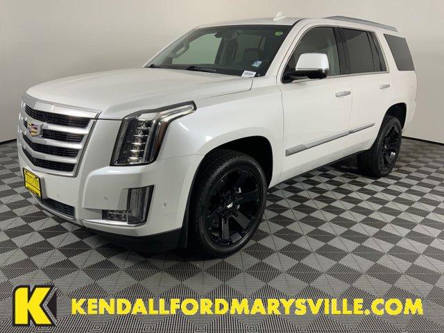 Used 2018 Cadillac Escalade in Marysville, WA