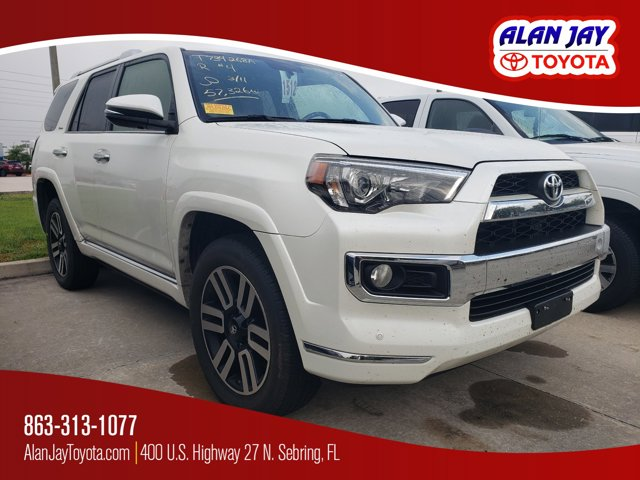 Used 2016 Toyota 4Runner in Sebring, FL