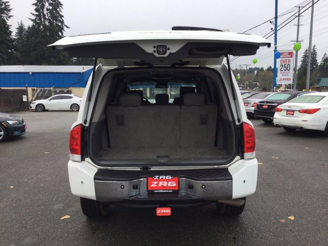 Used 2007 Nissan Armada 4WD 4dr SE