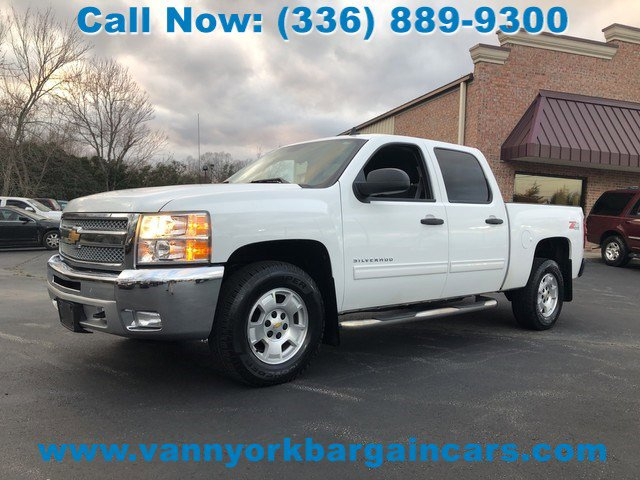 Used 2012 Chevrolet Silverado 1500 in High Point, NC
