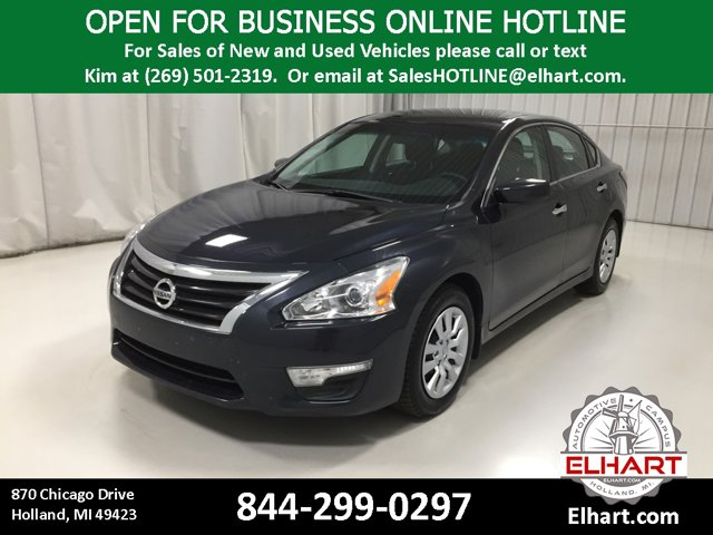 Used 2015 Nissan Altima in Holland, MI