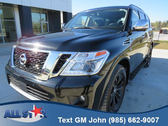 Used 2019 Nissan Armada in Denham Springs , LA