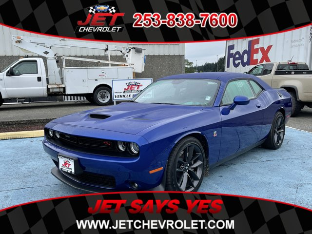 Used 2019 Dodge Challenger in Federal Way, WA