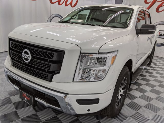 New 2020 Nissan Titan in Hattiesburg, MS