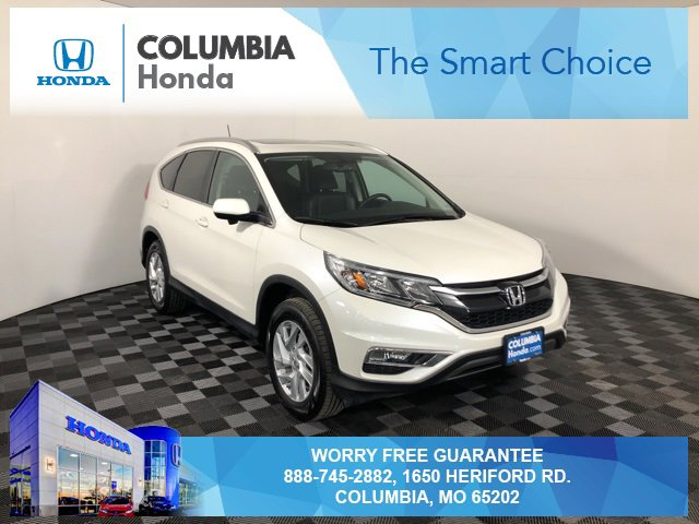 Used 2015 Honda CR-V in Columbia, MO