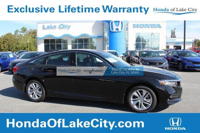 New 2020 Honda Accord Sedan in Lake City, FL
