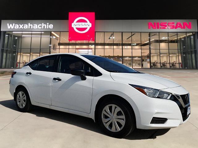 New 2020 Nissan Versa in Waxahachie, TX