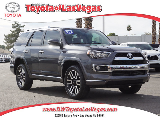 2019 Toyota 4Runner Limited Limited 4WD Regular Unleaded V-6 4.0 L/241 [2]