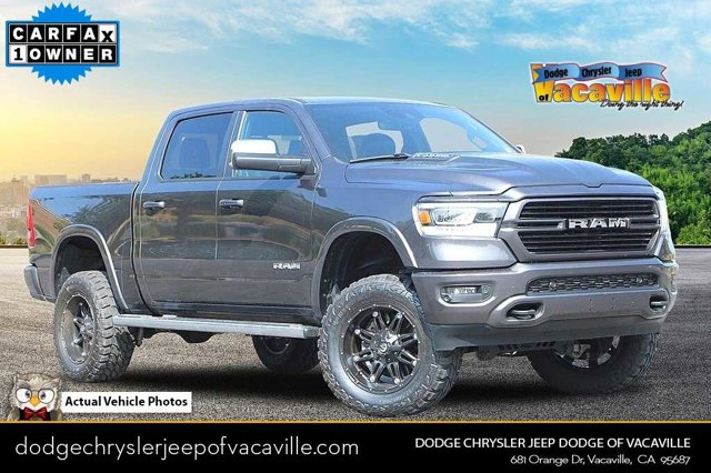 2019 Ram 1500 Laramie Laramie 4x4 Crew Cab 5'7″ Box Regular Unleaded V-8 5.7 L/345 [2]