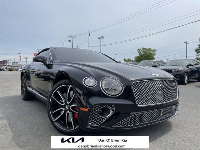 2020 Bentley Continental V8
