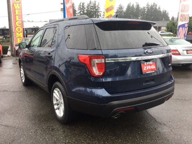 Used 2017 Ford Explorer Base 4WD