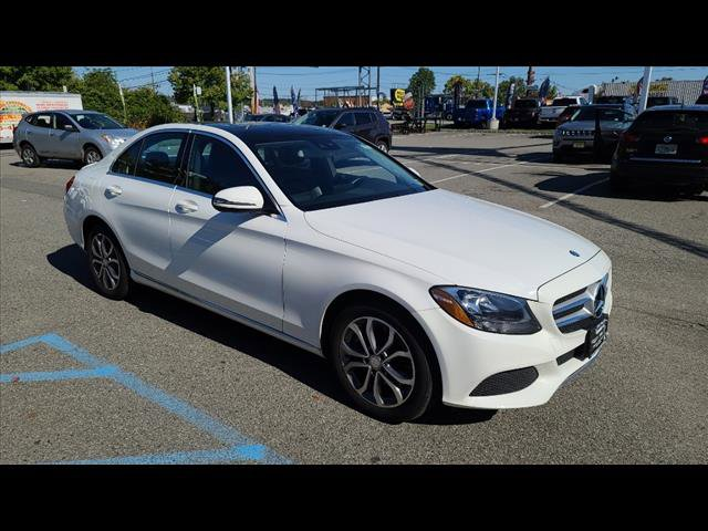 Used 2017 Mercedes-Benz C-Class in Little Falls, NJ