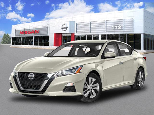 2020 Nissan Altima 2.5 S 2.5 S Sedan Regular Unleaded I-4 2.5 L/152 [44]