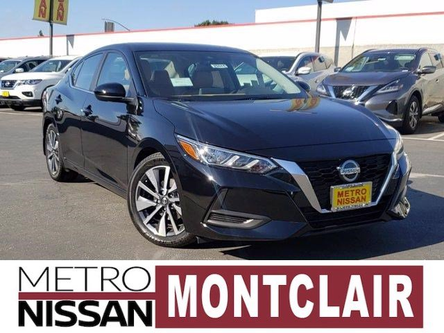 2021 Nissan Sentra SV SV CVT Regular Unleaded I-4 2.0 L/122 [9]