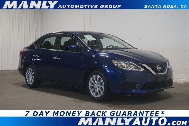 Used 2018 Nissan Sentra in Santa Rosa, CA