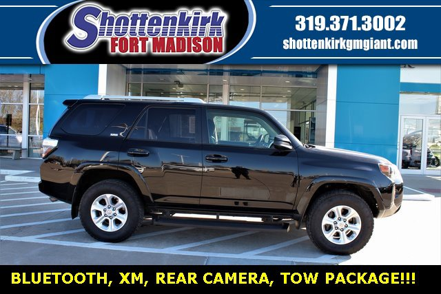 Used 2015 Toyota 4Runner in Fort Madison, IA