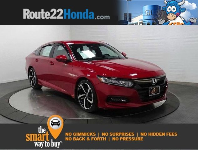 Used 2018 Honda Accord Sedan in Hillside, NJ