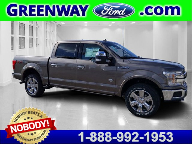 2020 Ford F-150 KingRanch