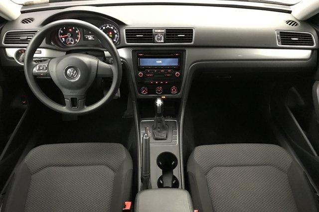 Used 2015 Volkswagen Passat 1.8T S