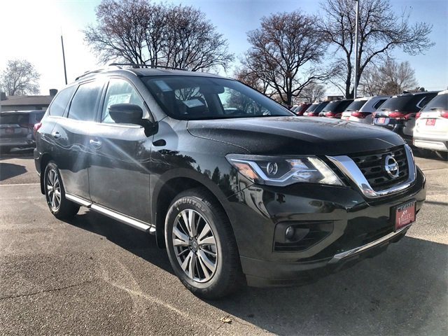 New 2020 Nissan Pathfinder in Fort Collins, CO