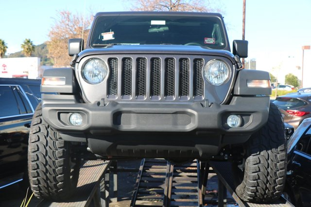 2019 JEEP WRANGLER UNLIMITED Unlimited Sport 2