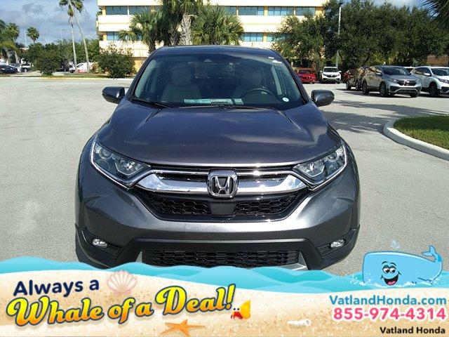 New 2019 Honda CR-V in Vero Beach, FL
