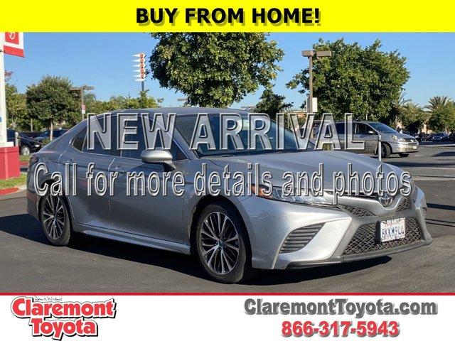 2019 Toyota Camry SE SE Auto Regular Unleaded I-4 2.5 L/152 [2]