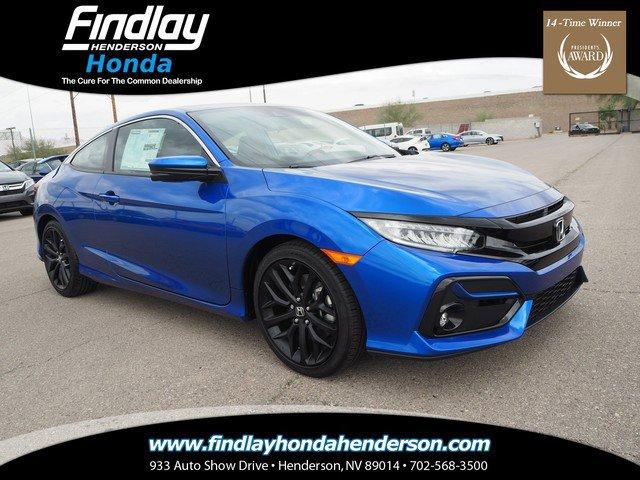 New 2020 Honda Civic Si Coupe in Las Vegas, NV