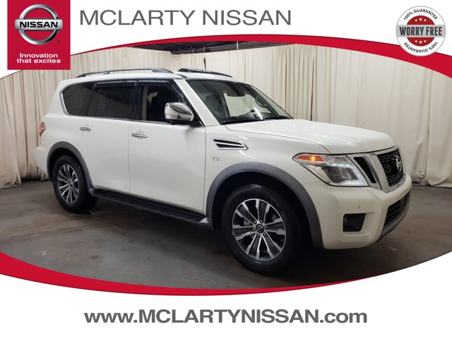 New 2020 Nissan Armada in , AR