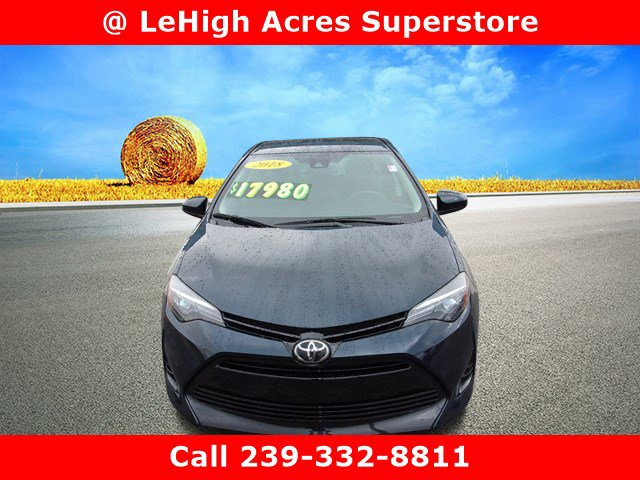 Used 2018 Toyota Corolla in Lehigh Acres, FL