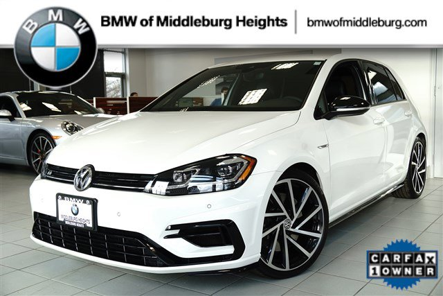 Used 2018 Volkswagen Golf R in Cleveland, OH