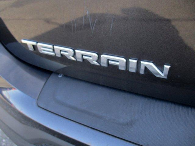 2016 GMC Terrain AWD 4dr SLE w-SLE-1