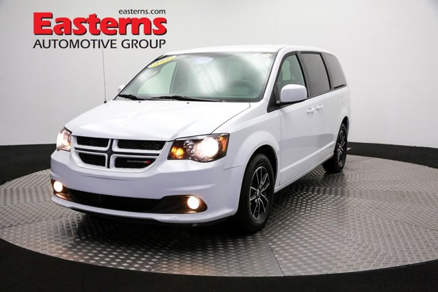2018 Dodge Grand Caravan for sale 122149 0