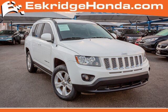 Used 2014 Jeep Compass in Oklahoma City, OK