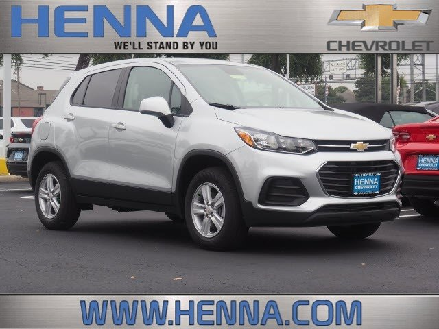 New 2020 Chevrolet Trax in Austin, TX