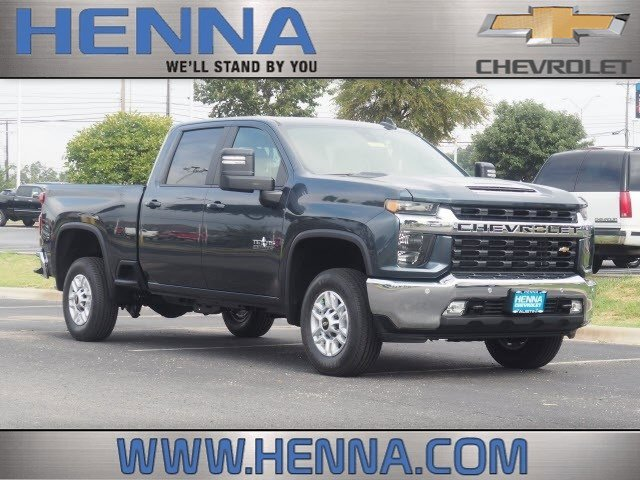 New 2020 Chevrolet Silverado 2500HD in Austin, TX