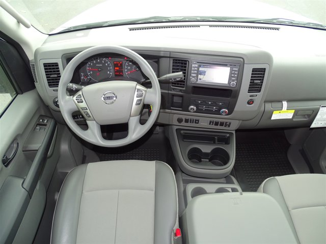 New 2018 Nissan NV Cargo NV3500 HD High Roof V8 SV