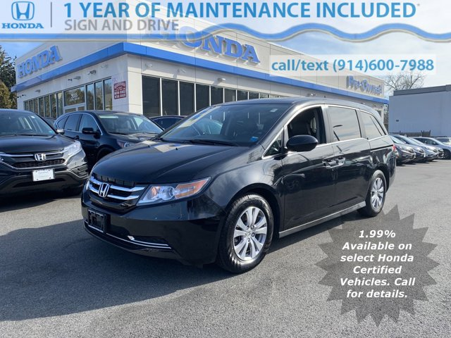 Used 2017 Honda Odyssey in Yonkers, NY
