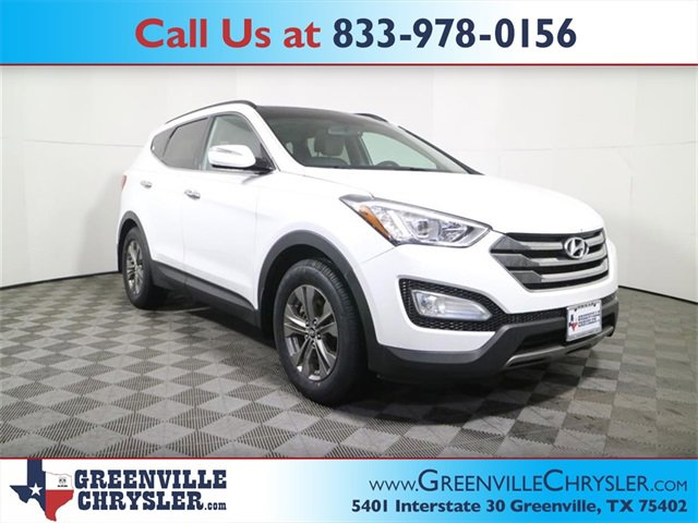 Used 2014 Hyundai Santa Fe Sport in Greenville, TX