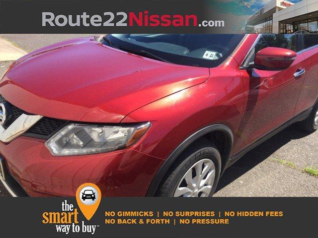 2016 Nissan Rogue S AWD 4dr S Regular Unleaded I-4 2.5 L/152 [2]