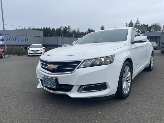 Used 2016 Chevrolet Impala in Coos Bay, OR