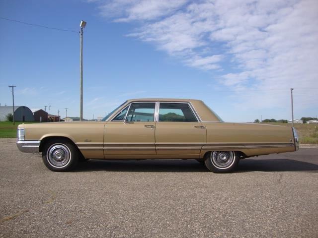 1968 Chrysler Imperial FOUR DOOR SEDAN