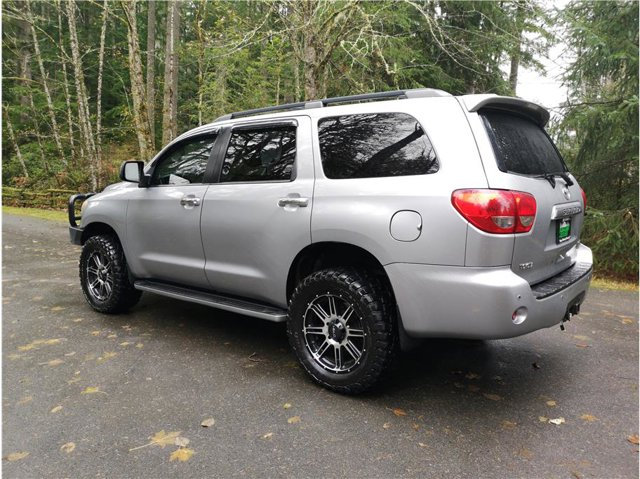 2008 Toyota Sequoia Ltd