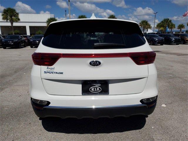 New 2020 KIA Sportage in Lakeland, FL