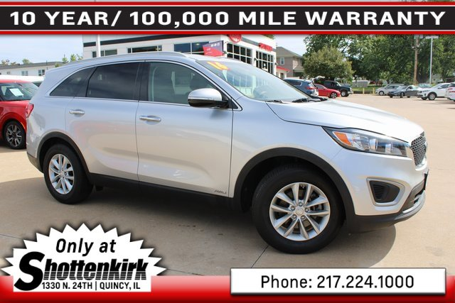 Used 2016 KIA Sorento in Quincy, IL